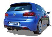 Bastuck Sportauspuff VW Golf 6 R