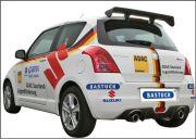 Bastuck Sportauspuff Suzuki Swift EZ / MZ
