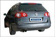 Bastuck Sportauspuff VW Passat 3c Turbo