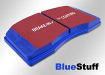 Sportbremsbeläge EBC Bluestuff