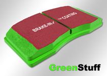 Sportbremsbeläge EBC Greenstuff