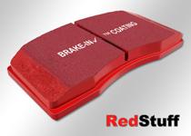 Sportbremsbeläge EBC Redstuff
