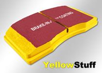 Sportbremsbeläge EBC Yellowstuff