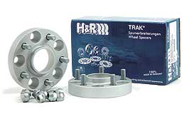 H&R Spurverbreiterung