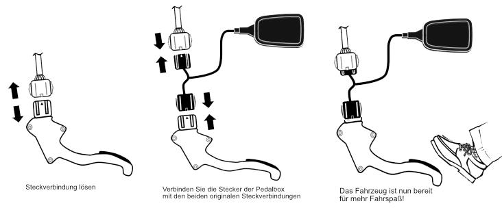 pedalbox-plus-einbau
