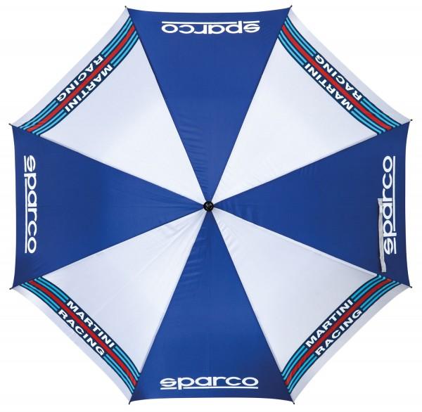 Sparco Regenschirm / Sparco Sonnenschirm Martini Racing