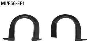 Bastuck Adapter Endschalldämpfer auf Serie auf Ø 50.5 mm für BMW Mini F56 One First/One/Cooper - Diesel Modelle