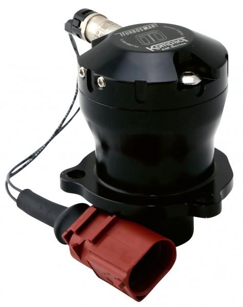 Turbosmart EM Blow Off Ventil Dual Port mit elektr. Steuerung VR1 für VW Amarok, Beetle, Passat, Eos, Golf, Jetta, Polo, Multivan, Scirocco, Sharan, Tiguan und Transporter