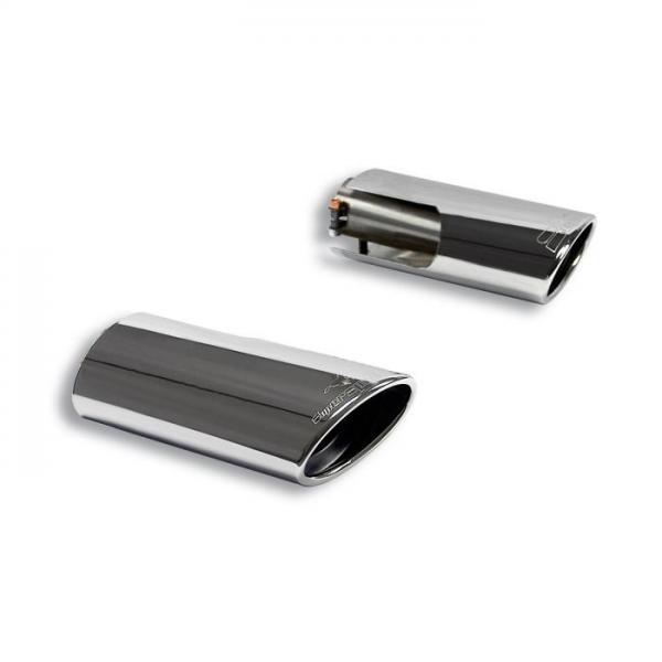 Supersprint Endrohrsatz für LAND ROVER DISCOVERY 4 3.0 SD V6 (245 PS) 2009- 2011