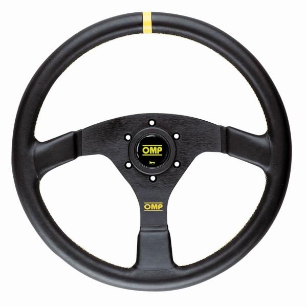 OMP Lenkrad Velocita - Leder