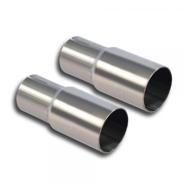 Supersprint Verbindungsrohrsatz für RANGE ROVER SPORT 4.4 TD V8 (339 PS) 2014-
