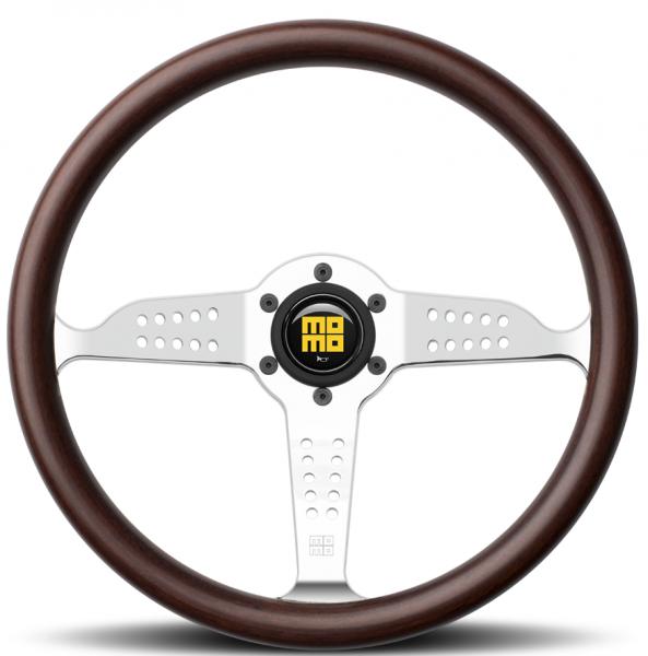 MOMO Sportlenkrad Heritage Super Grand Prix - 350mm - chrom