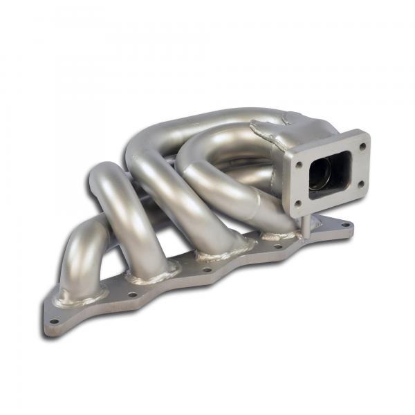 Supersprint Fächerkrümmer Edelstahl 310S für LANCIA DELTA 2.0 HF Integrale Evoluzione Kat. 92-