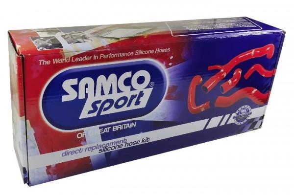 Samco Komplettsätze Kühlsystem für Chevrolet Corvette C6 V8 LS2 05-08