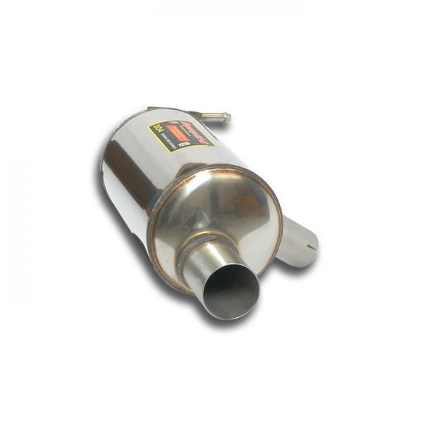 Supersprint Endschalldämpfer Links für LAND ROVER DISCOVERY 3 4.4 V8 (Motore FORD) 2005-