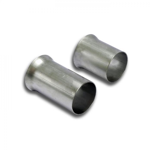 Supersprint Verbindungsrohrsatz für MERCEDES A207 E 350 CDI Cabrio (231 PS/265 PS) 2009- 2013