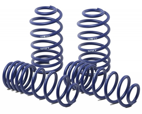 H&R Sportfedern für Seat Arosa Benzin Typ 6H, 6HS 06/97>