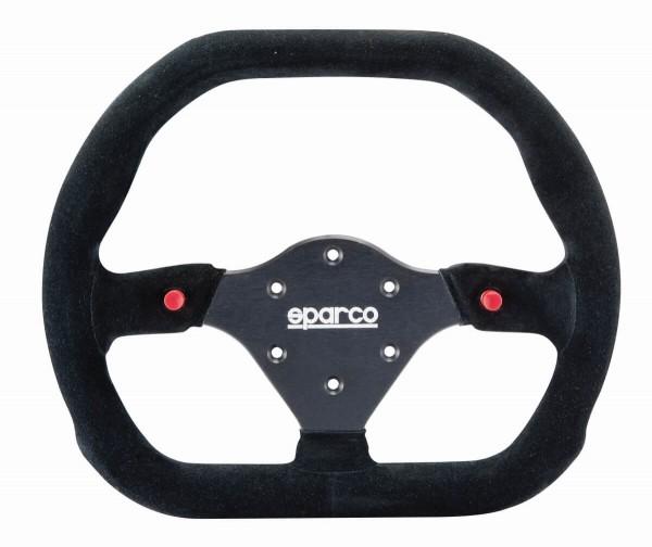 Sparco Sportlenkrad P310 - Wildleder