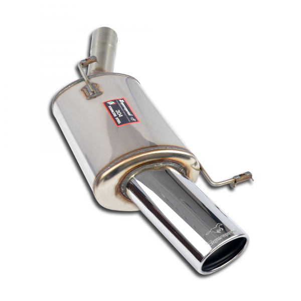 Supersprint Endschalldämpfer 120x80 - Verfügbar auf Anfrage für FORD ESCORT RS COSWORTH 4x4 (220 PS) 92-96