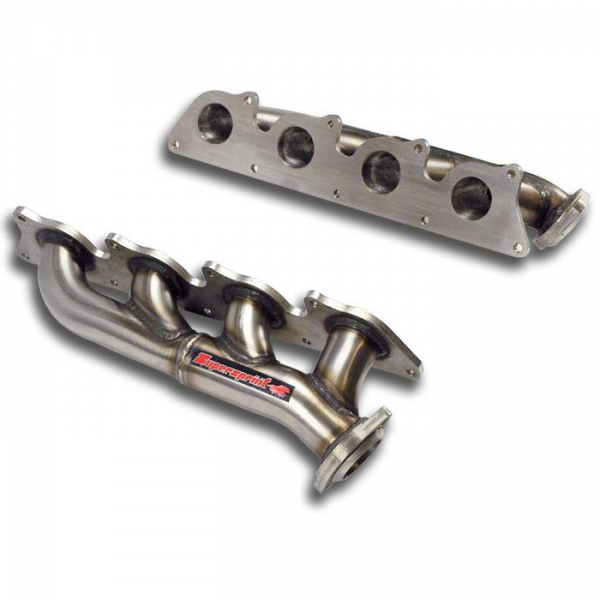 Supersprint Fächerkrümmer Shorty - (Left / Right Hand Drive) - (Für die Serien Katalysator) für MERCEDES W221 S500 / S550 4-Matic V8 05- 08