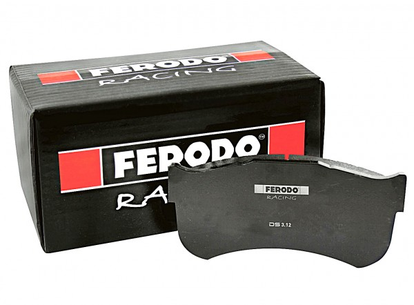 Ferodo DS3.12 Bremsbeläge für Porsche 911 (997) 3.8 GT3 RSR Bj. 2007- (HA)