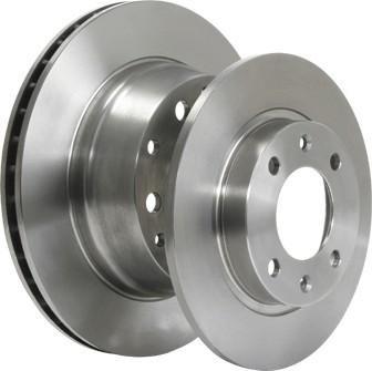 Bremsscheiben für Porsche Cayenne 17 Zoll/18 Zoll Rad, 09/02-, KW,1KY,1KZ,2EE