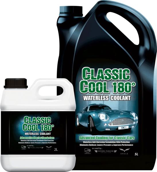 Kühlflüssigkeit Evans Classic Cool 180° - 2 Liter