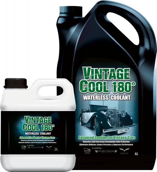 Kühlflüssigkeit Evans Vintage Cool 180° - 2 Liter