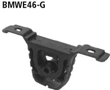Bastuck Aufhängungsgummi für BMW Typ: 330d (150 KW)