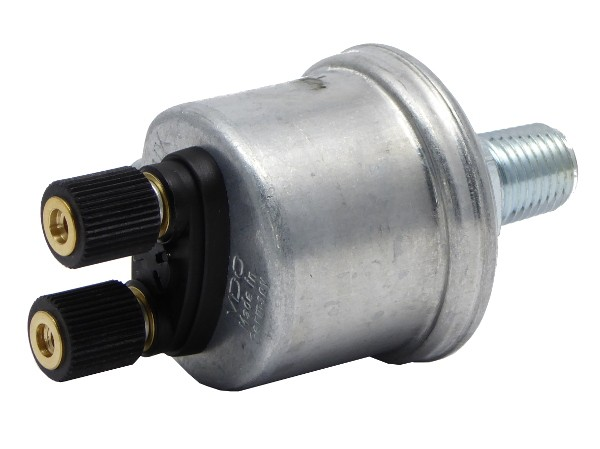 VDO Druckgeber Warnkontakt (0.8 bar) Öl-/Benzindruck 1/8x27 NPTF 0-10 bar