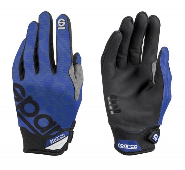 SPARCO Mechaniker-Handschuhe MECA 3 -blau-
