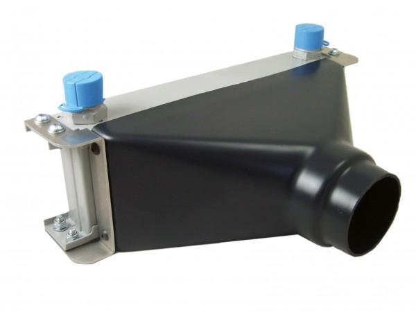 Lufteinlassführung für Mocal Ölkühler mit 13 Reihen