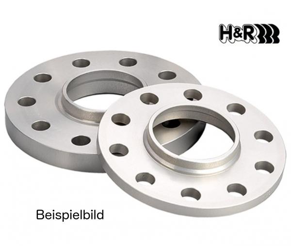 H&R Spurverbreiterungen DRS 40 - Honda