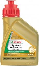 Castrol Getriebeöl Syntrax Limited Slip 75W-140 0,5Liter