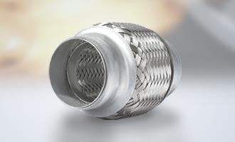 Powersprint Construct DD Flexrohr d=61mm, Länge 190mm