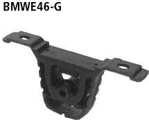 Bastuck Aufhängungsgummi für BMW Typ: 318d / 320d