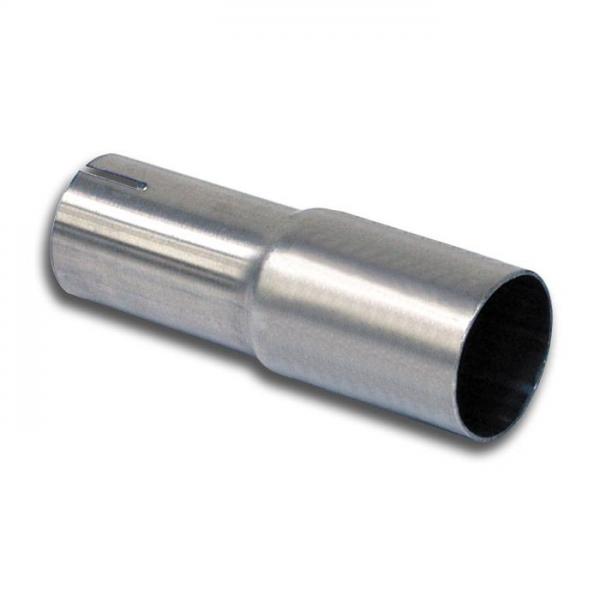 Supersprint Verbindungsrohrsatz für Serien Kat für FIAT GRANDE PUNTO EVO 1.3 M-jet (75PS - 95PS) 2010-