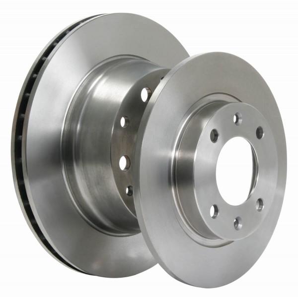 Bremsscheiben für Alfa Romeo 159 SW 1.8i 16V/2.2i VDC/1.9 JTD ab 08.05-