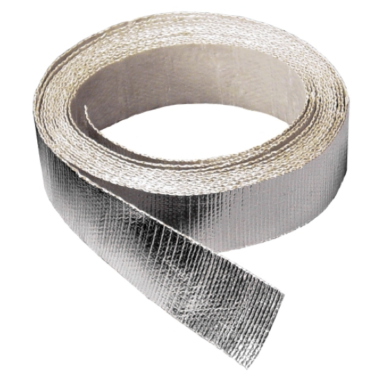 Thermo Tec Klebeband mit Aluminium-Beschichtung 4.5m