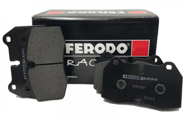 Ferodo DS 2500 Sport-Bremsbeläge für Porsche 911 (991) 3.0 Carrera - 3.8 Carrera S/GTS 257-316KW ab 2011- (VA)