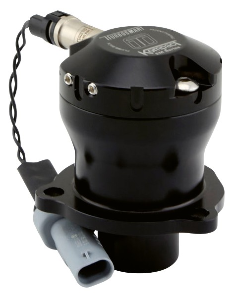 Turbosmart EM Blow Off Ventil Dual Port mit elektr. Steuerung VR2 für Ford, Mercedes und Volvo Modelle