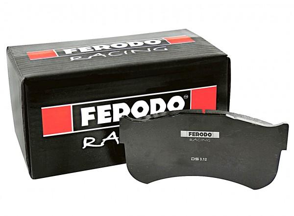 Ferodo DS3.12 Bremsbeläge für Nissan Skyline GT-R (R35) 357/390 KW ab Bj. 2008- (HA)
