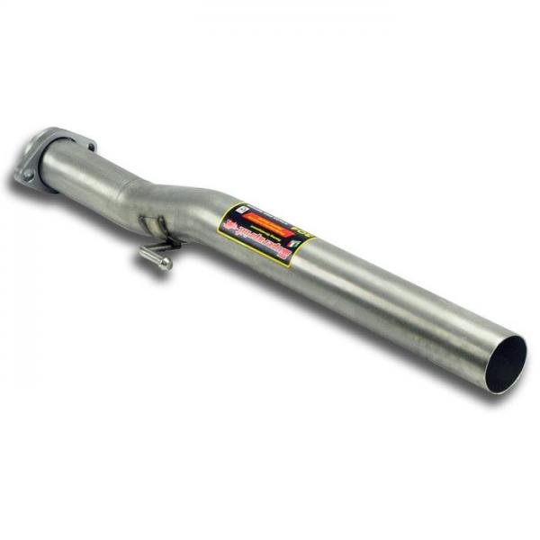 Supersprint Verbindungsrohr für FIAT GRANDE PUNTO EVO 1.4i T MultiAir (135PS) 2010-