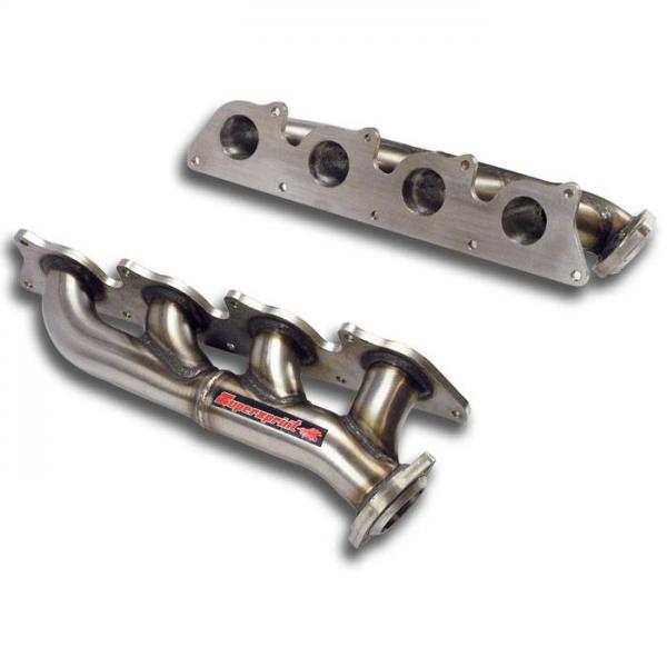 Supersprint Fächerkrümmer Shorty - (Left / Right Hand Drive) - (Für die Serien Katalysator) für MERCEDES W221 S450 4-Matic V8 07- 08