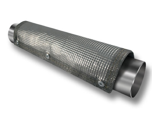 Thermo Tec Clamp-On Rohr-Hitzeschutz 30.2 x 15.2 cm