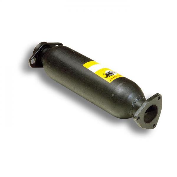Supersprint Vorschalldämpfer (für Katalysator Ersatz) für HONDA CRX ED9 1.6i 16V (130 PS) 88-89